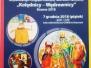 """XIX Wojewódzki Przegląd Dziecięcej Twórczości Plastycznej """"Kolędnicy – Wędrownicy"""" Krasne 2018 - 11.12.2018 r."""