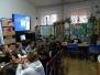 Lekcje europejskie w bibliotece szkolnej - 09.11.2017 r.