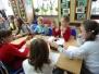 Lekcje europejskie w bibliotece szkolnej - 14.10.2017 r.
