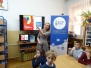 Lekcje europejskie w bibliotece szkolnej - 15.03.2019 r.