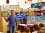 Spotkanie autorskie w bibliotece szkolnej - 24.03.2019 r.