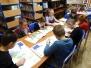 Odkryjmy Europę - lekcje europejskie w bibliotece szkolnej - 28.11.2018 r.