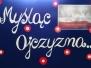 """,, MYŚLĄC OJCZYZNA"""" AKADEMII Z OKAZJI ŚWIĘTA NIEPODLEGŁOŚCI - 31.12.2018 r."""